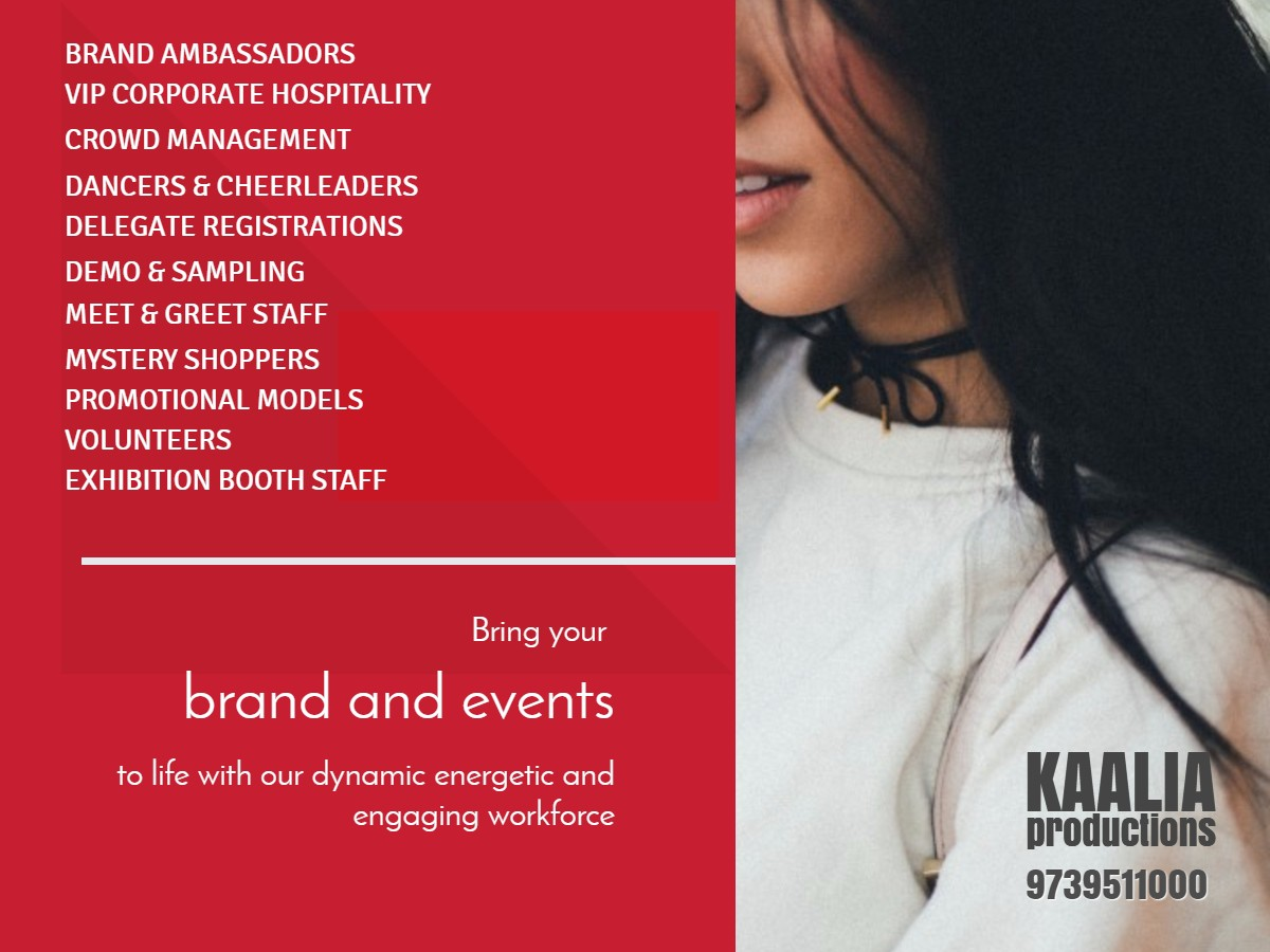 staff kaalia events