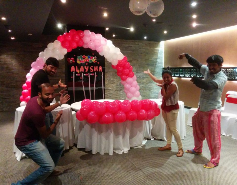 birthday party, Best birthday party event management, event management in Bangalore