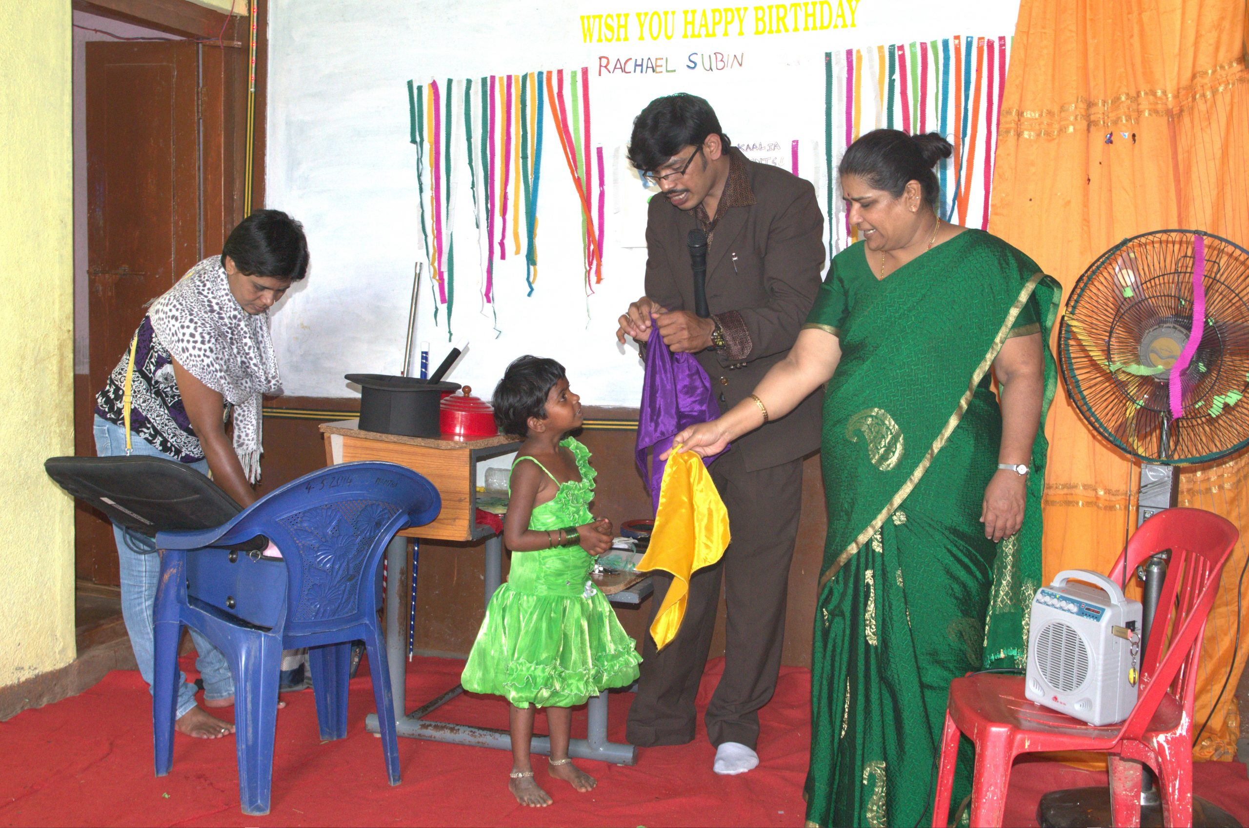 kids event managed by kaalia events
