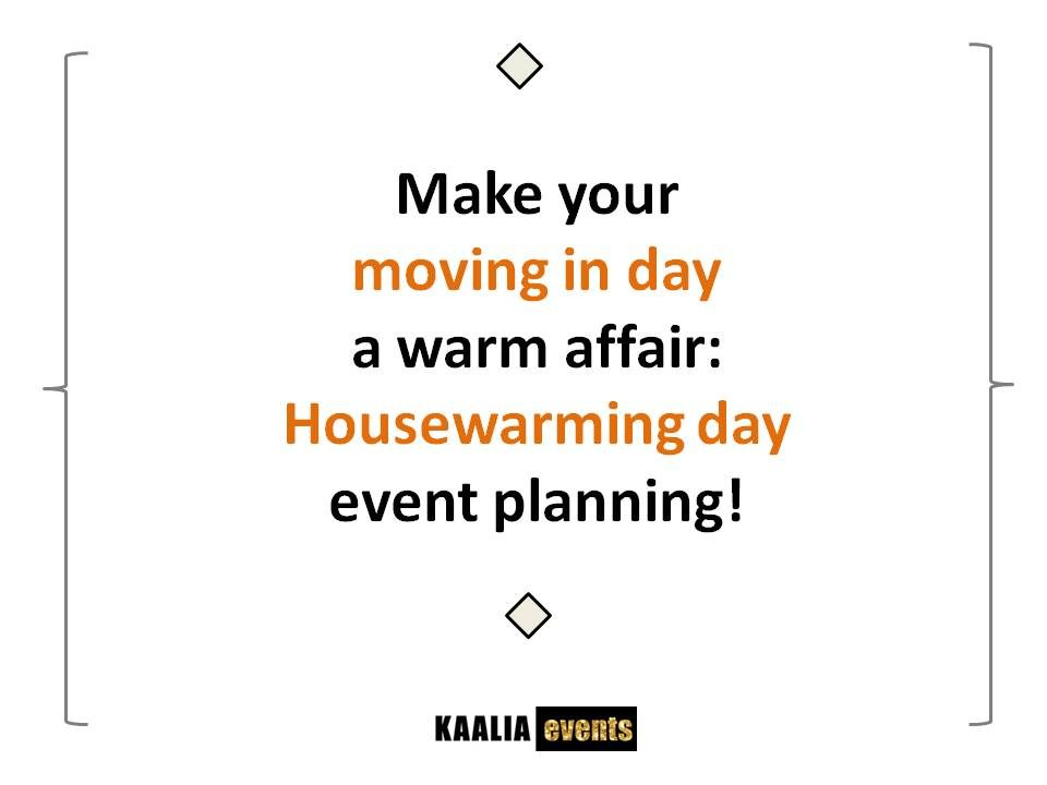 Event planning for house ceremony in Bangalore by kaalia events