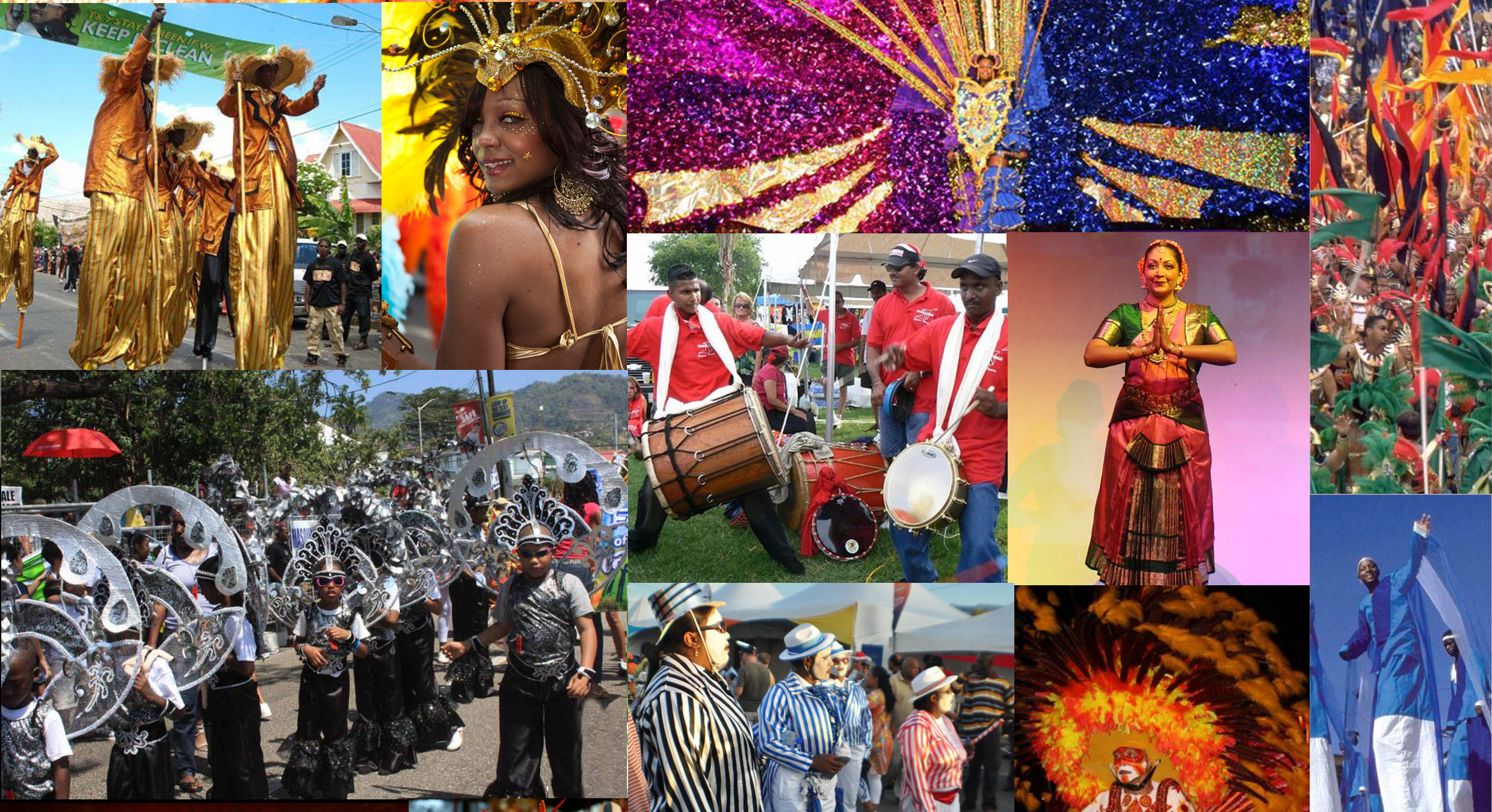 trinidad culture Race and color in trinidad and tobago by nakeba stewart introduction throughout the world ethnicity has been (and still is) a critical factor in elements.