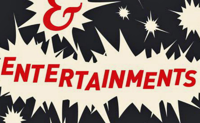 other entertainments