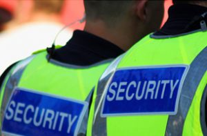 Security service by kaalia events